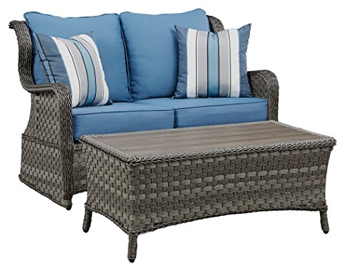 Signature-Design-by-Ashley-P360-035-Abbots-Court-Loveseat-with-Table-BlueGray-0