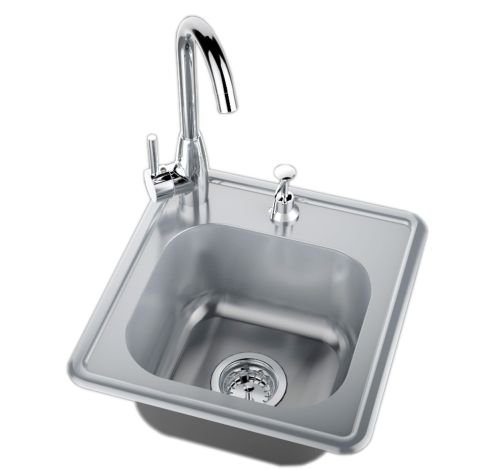 Single-Sink-with-Cold-Hot-Water-Faucet-0-1