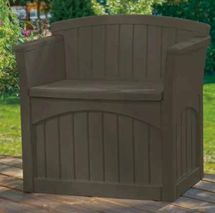 Small-Storage-Box-Patio-Seat-31-Gal-Resin-Dark-Brown-0