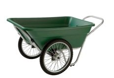Smart-Carts-Contractor-Grade-Cart-7-Cu-Ft-Tub-With-20-In-Spoke-Wheels-Green-0