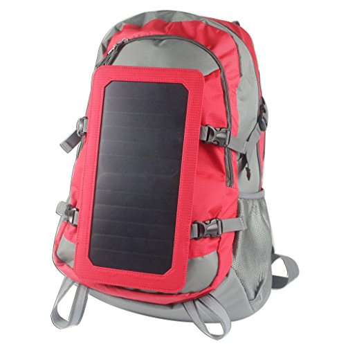 Solar-Backpack-with-Built-in-Solar-Charging-Panel65-Watt-with-5000mAh-Battery-Inside-0