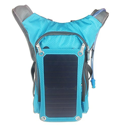 Sport-Backpack-with-65-Watt-Solar-Charging-Panel-and-Built-In-Hydration-Pack-with-Battery-0