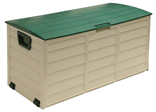 Starplast-Deck-Box-60-Gallon-BeigeGreen-0