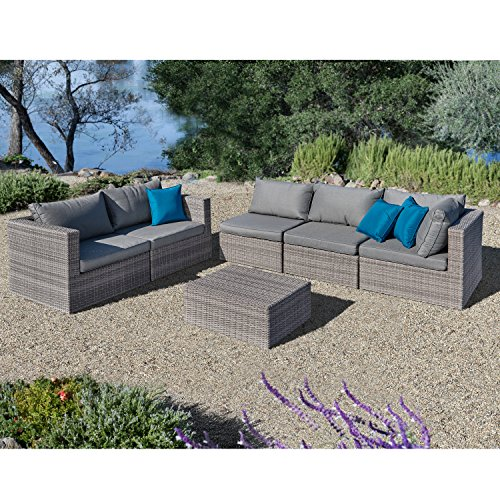 Starsong Ms122 Patio Sofa Set Grey Farm Amp Garden Superstore