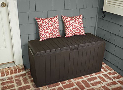 Stylish-Outdoor-Storage-Deck-Box-Durable-Polypropylene-Construction-For-Both-Interior-And-Exterior-Use-Keeps-Items-Dry-And-Well-Ventilated-Appealing-Decorative-Paneled-Design-Easy-To-Move-0-0