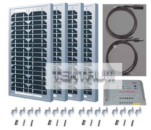Tektrum-Universal-80-watt-80w-48v-Solar-Panel-Battery-Charger-Kit-for-Golf-Cart-0-0