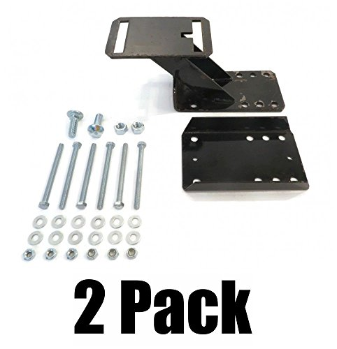 The-ROP-Shop-2-Spare-TIRE-Wheel-Carrier-Kits-with-Hardware-Heavy-Duty-Holder-Bracket-for-RV-0