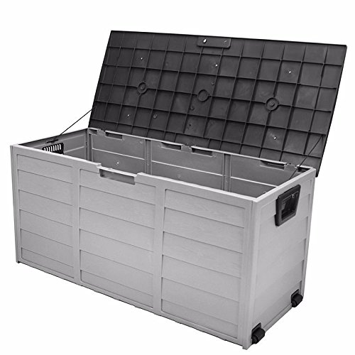 TimmyHouse-Deck-Box-Storage-Shed-Bin-Backyard-Patio-Porch-Outdoor-All-Weather-UV-Pool-New-0