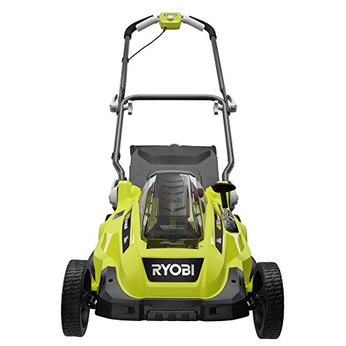 Toucan-City-Ryobi-16-40-Volt-Lithium-Ion-Cordless-Battery-Walk-Behind-Push-Lawn-Mower-with-40-Ah-Battery-and-Charger-Included-RY40140-and-Nitrile-Dip-Gloves5-Pack-0-2