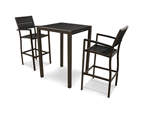 Trex-Outdoor-Furniture-Surf-City-3-Piece-Bar-Set-in-Textured-Bronze-Charcoal-Black-0
