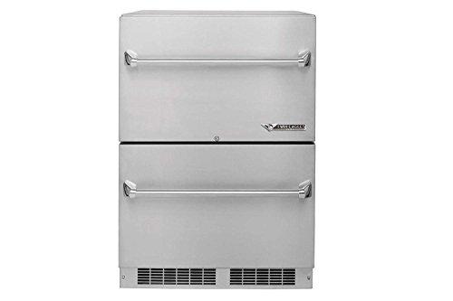 Twin-Eagles-Outdoor-Two-Door-Refrigerator-TERD242-F-24-Inch-0