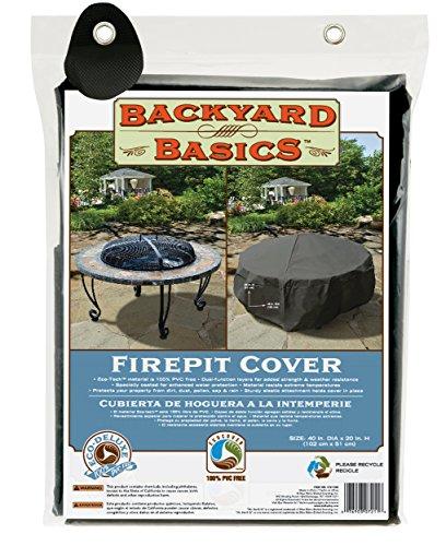 Uniflame Premium Fire Pit Cover Set Of 8 Farm Amp Garden