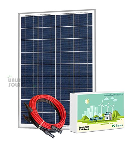 Unlimited-Solar-P2-Series-85-Watt-12-Volt-Off-Grid-Solar-Panel-Kit-0