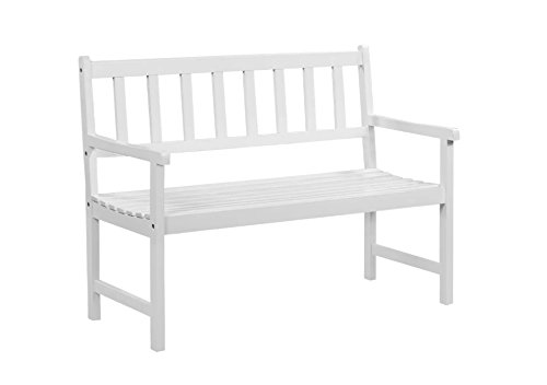 Vida-Outdoor-Patio-Garden-Bench-from-Solid-Acacia-Wood-in-White-Finish-472x228x354-Backyard-Deck-Furniture-0