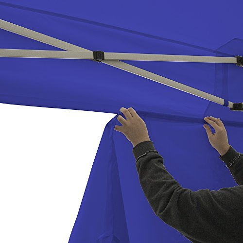 Vispronet-10×20-Aluminum-Carport-Canopy-Tent-with-2-10×20-Window-Walls-2-10×10-Full-Walls-Roller-Bag-and-Stake-Kit-0-2