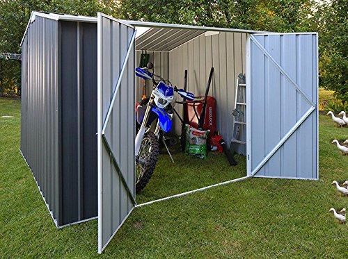 WZH-High-Performance-Home-Garden-Easy-Assemble-Large-Storage-shed-0-0