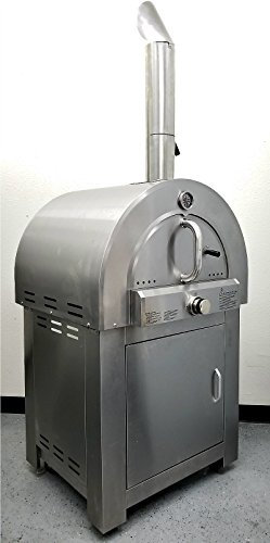 Western-Pacific-Pizza-Oven-Outdoor-Artisan-Gas-Fired-Pizza-Stone-Bake-Commercial-Stainless-Steel-LPG-Propane-Cooking-Accessories-Model-SYMG01-0