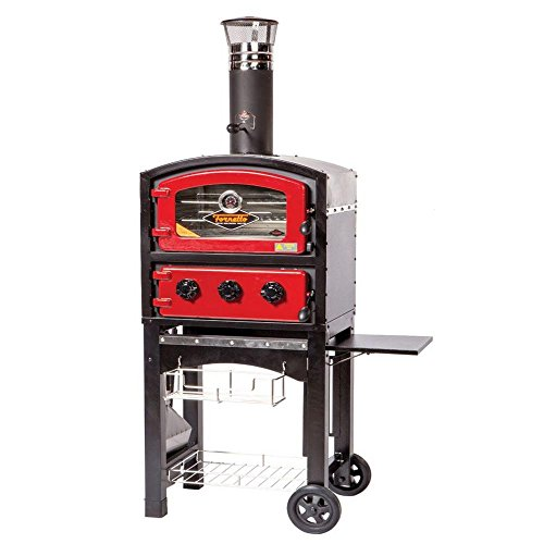 Wood-and-Charcoal-Fired-Oven-and-Smoker-0