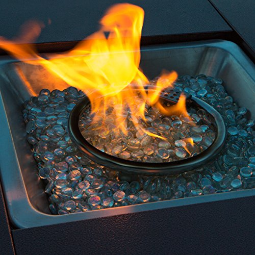 XtremepowerUS-Out-Door-Patio-Heaters-LPG-Propane-Fire-Pit-Table-Hammered-Bronze-Steel-Finish-Deluxe-0-1