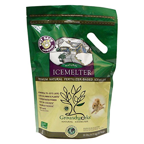 Xynyth-200-21007-GroundWorks-Natural-Icemelter-10-LB-pouch-Lot-of-225-0