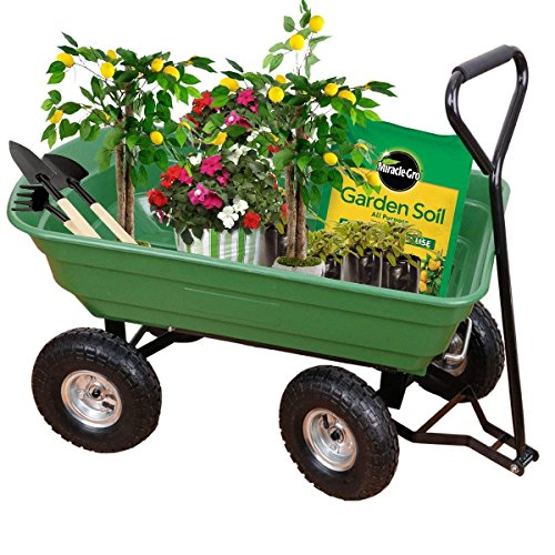 Yardeen-Gardening-Cart-Work-Seat-with-Height-Adjustable-Garden-Rolling-Scooter-with-Tool-Tray-Planting-Station-with-Anti-Skid-10-Wheels-0-0