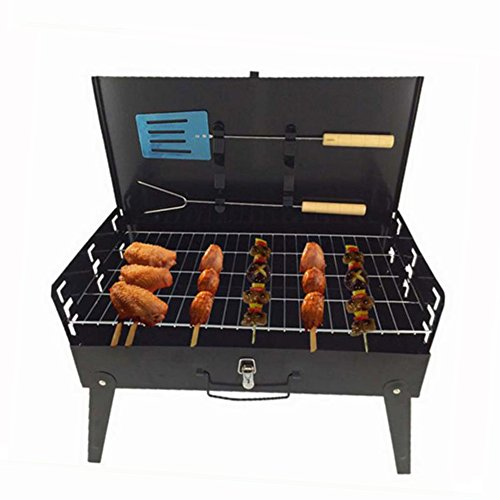 ZZ-aini-Portable-Charcoal-Grills-With-Lid-Folding-BBQ-Table-Top-Outdoor-Picnicking-Camping-Barbecue-0-0