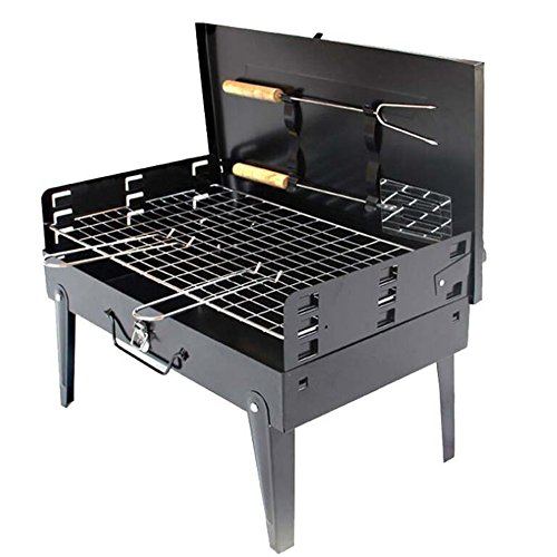 ZZ-aini-Portable-Charcoal-Grills-With-Lid-Folding-BBQ-Table-Top-Outdoor-Picnicking-Camping-Barbecue-0-2