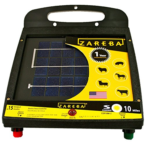 Zareba-ESP10M-Z-10-Mile-Solar-Low-Impedance-Electric-Fence-Fence-Charger-0