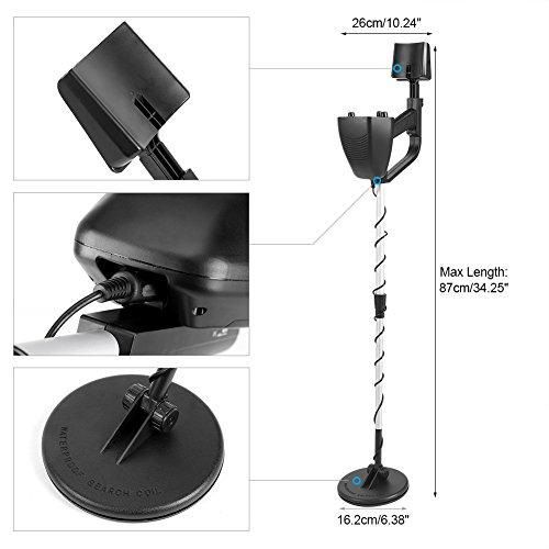 Zerodis-Metal-Detector-Deep-Sensitive-Search-Treasure-Hunter-Gold-Detector-LCD-Display-0-0