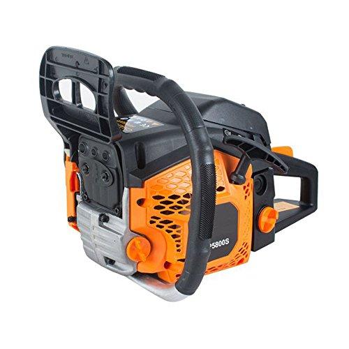 Zinnor-45cc-2-Cycle-Engine-Gas-Chain-Saw-17KW-20-Bar-Powerful-Petrol-Chainsaw-0-0