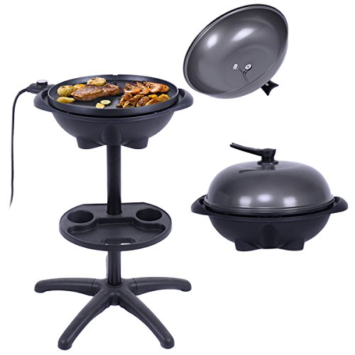 totoshop-Electric-BBQ-Grill-1350W-Non-stick-4-Temperature-Setting-Outdoor-Garden-Camping-0-0