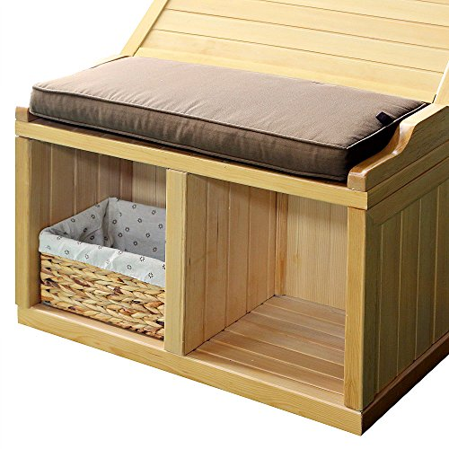 1-Person-Half-Sauna-FIR-FAR-Infrared-Heat-7-Carbon-Heaters-141-Degrees-120V-Hemlock-Wood-Portable-0-2
