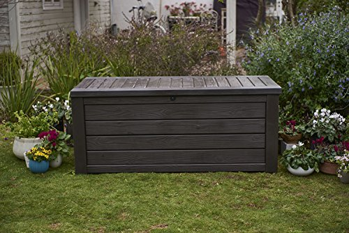 150-Gallon-Outdoor-Deck-Box-Patio-Storage-Bench-Stylish-Natural-Wood-Paneled-Finish-and-Texture-Made-out-of-Durable-and-Weather-Resistant-Polypropylene-Resin-Automatic-Easy-Opening-Mechanism-0-1