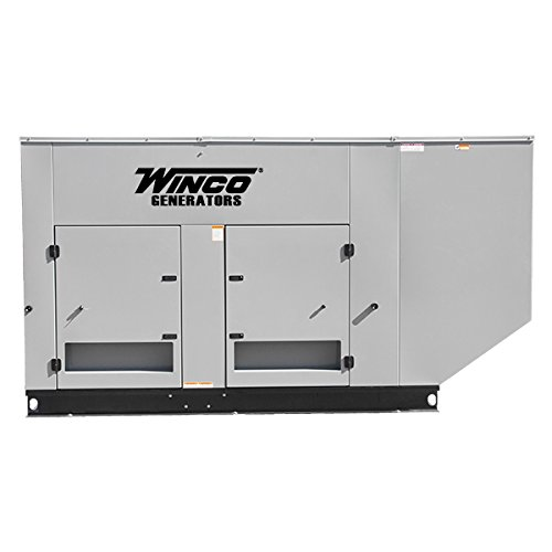 125kw winco liquid cooled dual fuel single phase generator. Black Bedroom Furniture Sets. Home Design Ideas