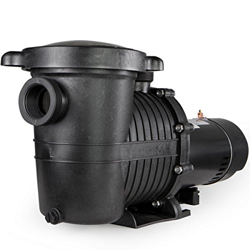 15HP-IN-GROUND-Swimming-POOL-PUMP-MOTOR-w-Strainer-High-Flo-Hi-Rate-Inground-0