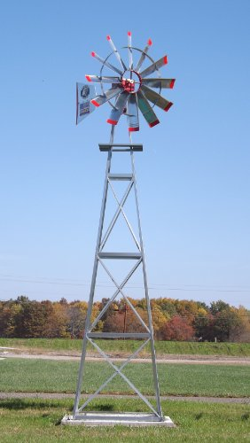 18-COMMERICAL-GRADE-POND-AERATION-WINDMILL-AERATOR-WIND-MILL-0-1