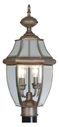 2-Light-Bronze-Outdoor-Post-Lantern-0-1