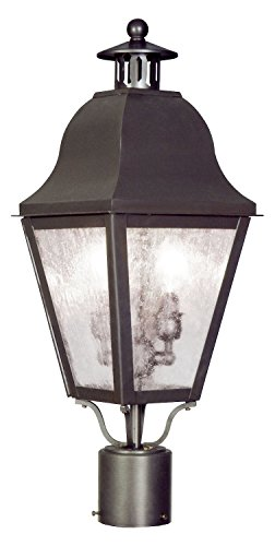 2-Light-Bronze-Outdoor-Post-Lantern-0