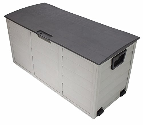 43 Quot X20 X17 All Weather Uv Resistant Hdpe Deck Storage Box