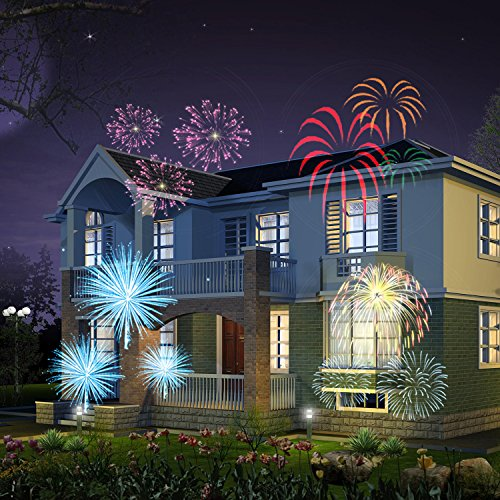 AMILE-Halloween-Christmas-Projector-Lights-Rotating-LED-Landscape-Lights-with-16PCS-Switchable-Lens-for-Easter-Birthday-Wedding-PartyChristmas-Halloween-Outdoor-and-Indoor-0-1