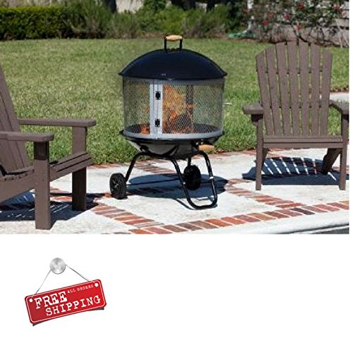ATS-Patio-Heater-Fireplace-Outdoor-Steel-Fire-Pit-Backyard-Outside-Wood-Burning-Portable-eBook-by-AllTim3Shopping-0-0