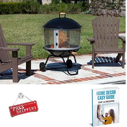ATS-Patio-Heater-Fireplace-Outdoor-Steel-Fire-Pit-Backyard-Outside-Wood-Burning-Portable-eBook-by-AllTim3Shopping-0