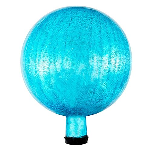 Achla-Designs-10-Inch-Gazing-Ball-Frosted-0