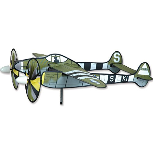 Airplane-Spinner-P-38-Light-0
