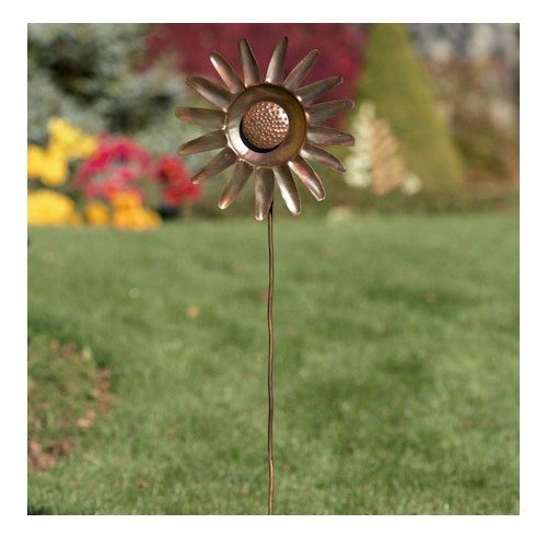 Ancient-Graffiti-Small-Sunflower-Spinner-Stake-0-0