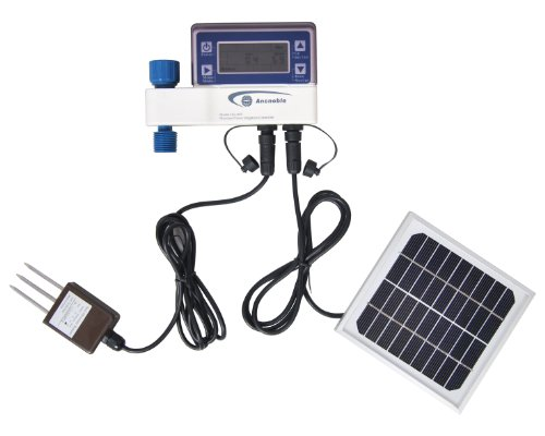 Ancnoble-GG-005C-1-Irrigation-Controller-with-Moisture-Sensor-and-Solar-Powered-95-by-3-by-7-Inch-White-and-Blue-0-0