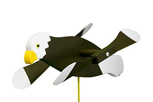 Bald-Eagle-Whirligig-Whirly-Bird-Garden-Spinner-0