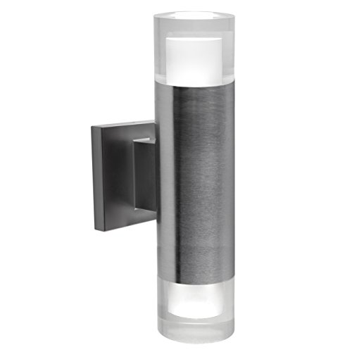 Bazz-W16639SS-Outdoor-Wall-Fixture-Stainless-Steel-0