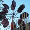 Big-Modern-Art-Kinetic-Outdoor-Metal-Dual-Wind-Sculpture-Spinner-Pinwheel-0