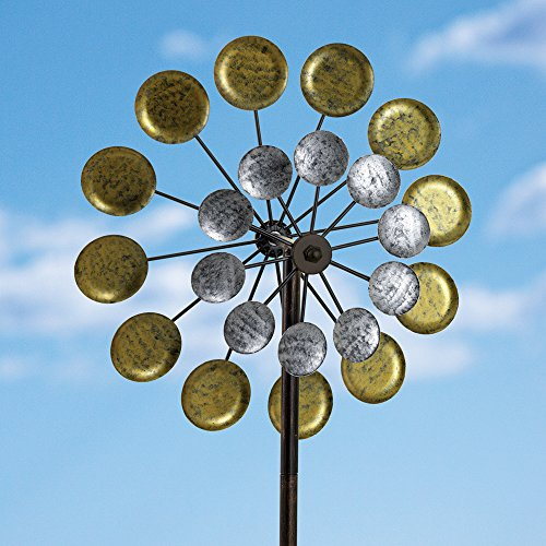 Bits-and-Pieces-Suns-and-Moons-Orbiting-60-Wind-Spinner-0-0